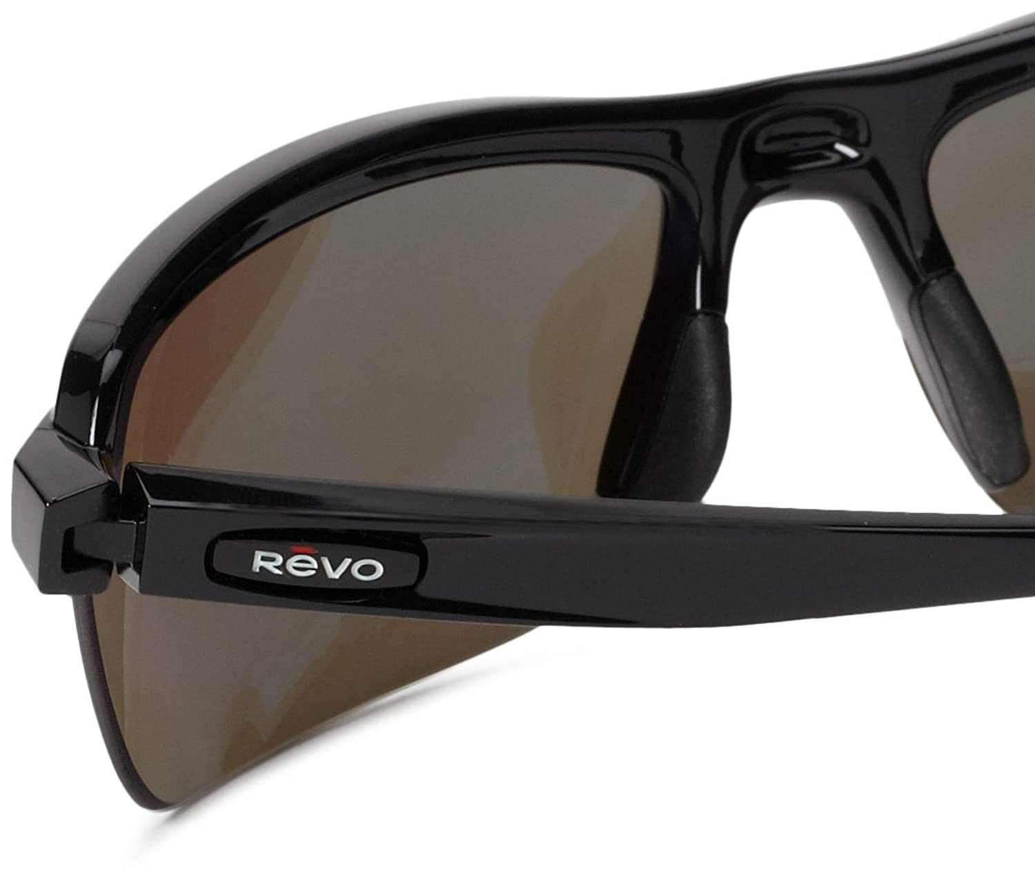 ae02d14a43d1 Amazon.com  Revo Mens Crux N RE4066-02 Polarized Iridium Sport  Sunglasses