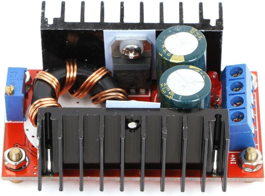 DC-DC Boost Converter 150W 10A 10V-32V to 12V-35V Step Up Power Supply Modules