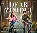 Dear Zindagi Audio CD Stg: Alia Batt, Sharukh khan (2016) Film