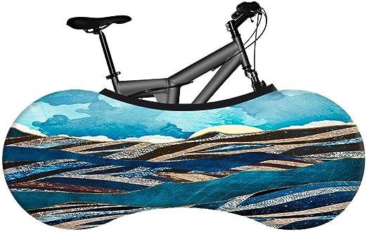 JINGLU Funda para Bicicleta Exterior Cubierta Protector al Aire Libre contra Lluvia Sol Polvo para Montaña Carretera V: Amazon.es: Hogar
