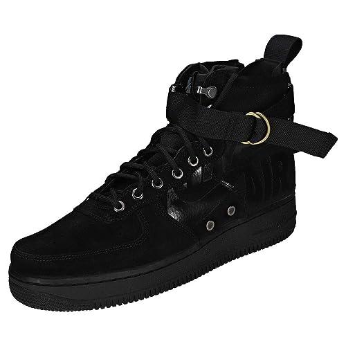 low priced 165a8 38cf8 Nike SF Af1 Mid, Zapatillas de Gimnasia para Hombre  Amazon.es  Zapatos y  complementos