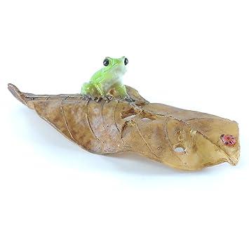 amazon アニマルオーナメント ピッコロ frog 82782 置物 オブジェ