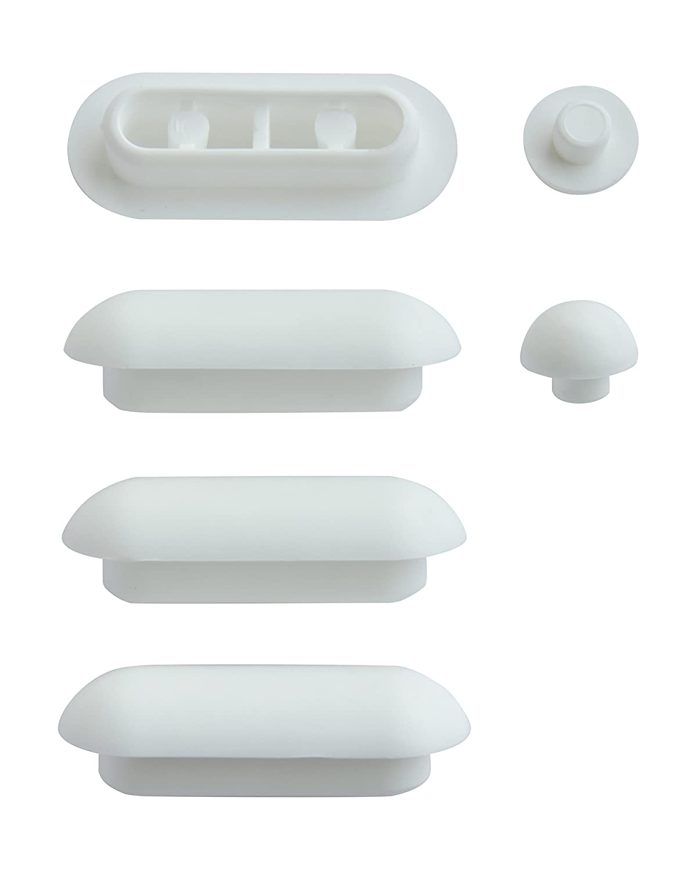 wc sitz abstandhalter abdeckung ablauf dusche. Black Bedroom Furniture Sets. Home Design Ideas