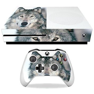 Microsoft Xbox ONE S Custom 1 MOD Skin Decal Cover Sticker Graphic Upgrade