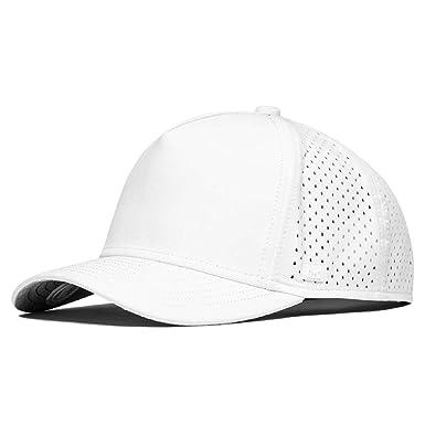6499bfa5708 melin Hydro Odyssey (White) Hat at Amazon Men's Clothing store: