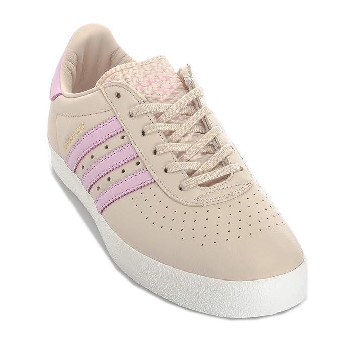 adidas Originals Baskets 350 Crème Femme: