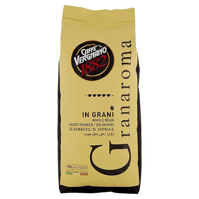4 opinioni per Caffe' Vergnano 1882 Gran Aroma