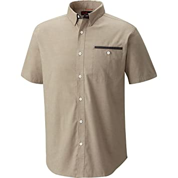 3f32efce305 Amazon.com : Mountain Hardwear Denton SS Shirt - Men's : Clothing