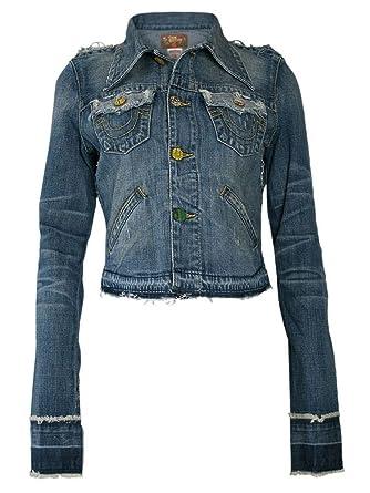 Jacke True Jada Damen Jeans Love Religion Designer nw80vNOm