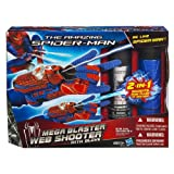 The Amazing Spider-Man Mega Blaster Web Shooter With Glove Set