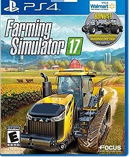 Amazon com: Farming Simulator 17 - PlayStation 4: Maximum