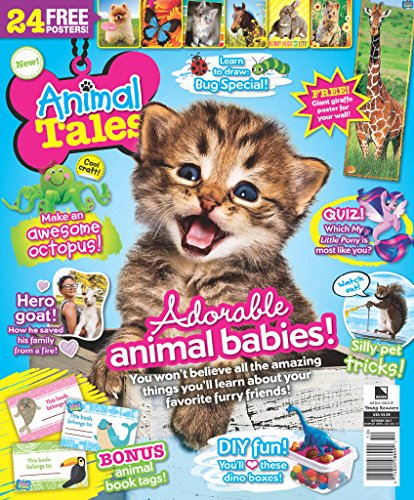 Animal Tales PDF