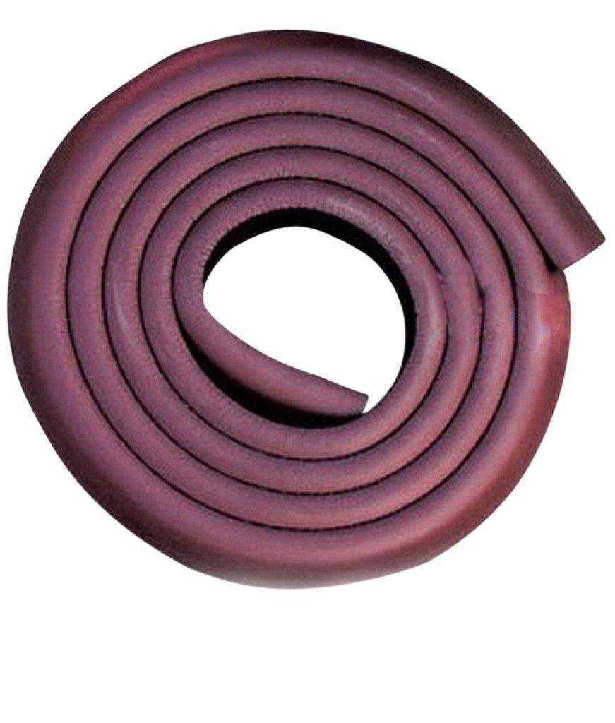 Bigood Rouleau en Mousse Antichoc Rebord Table S/écurit/é pour B/éb/é Rouge 25*25*8mm