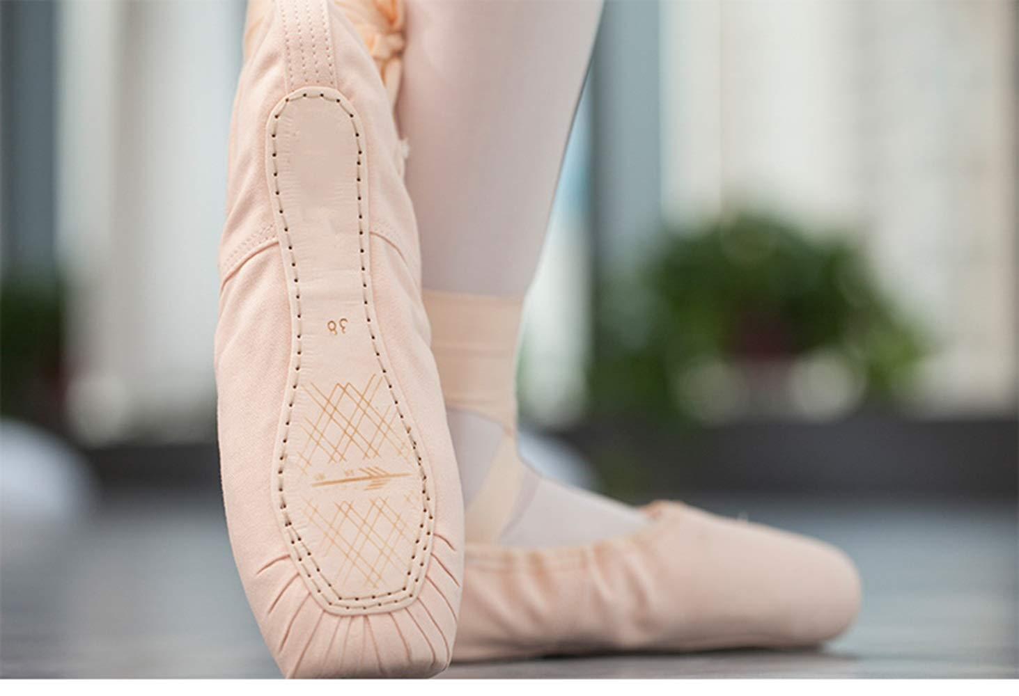 XINGUANG Frauen High Heels Ballettschuhe Tanzschuhe für Erwachsene für Pointies für Damen Schuhe Riemen Schuhe Tanzschuhe für Erwachsene Kinder 2f9d9e