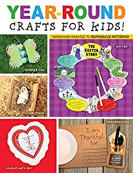 Year-Round Crafts for Kids (I'm Learning the Bible Activity Book)