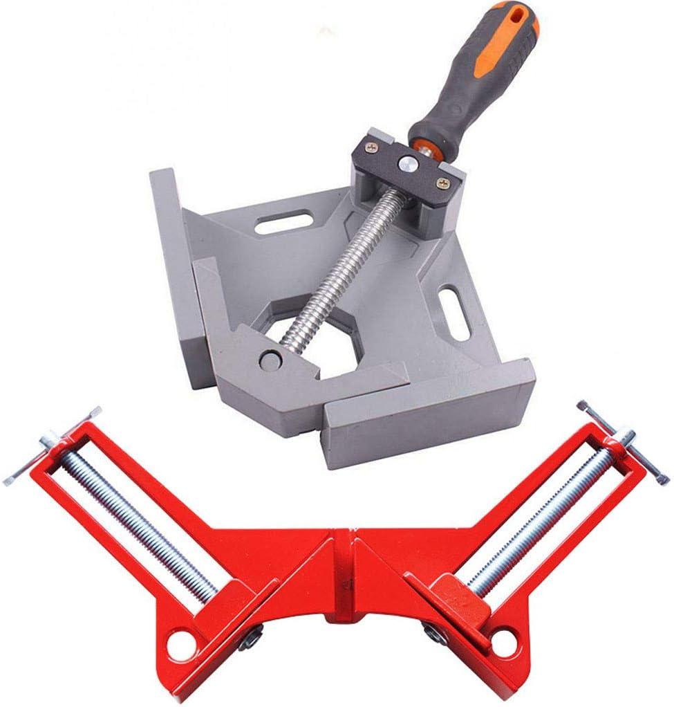 Travail du bois Clip de serrage /à angle droit 90 /° Pinces de fixation pour cadre de cadre de photo