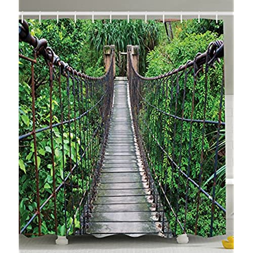 Walk In Shower Liner Curtain Amazon Com