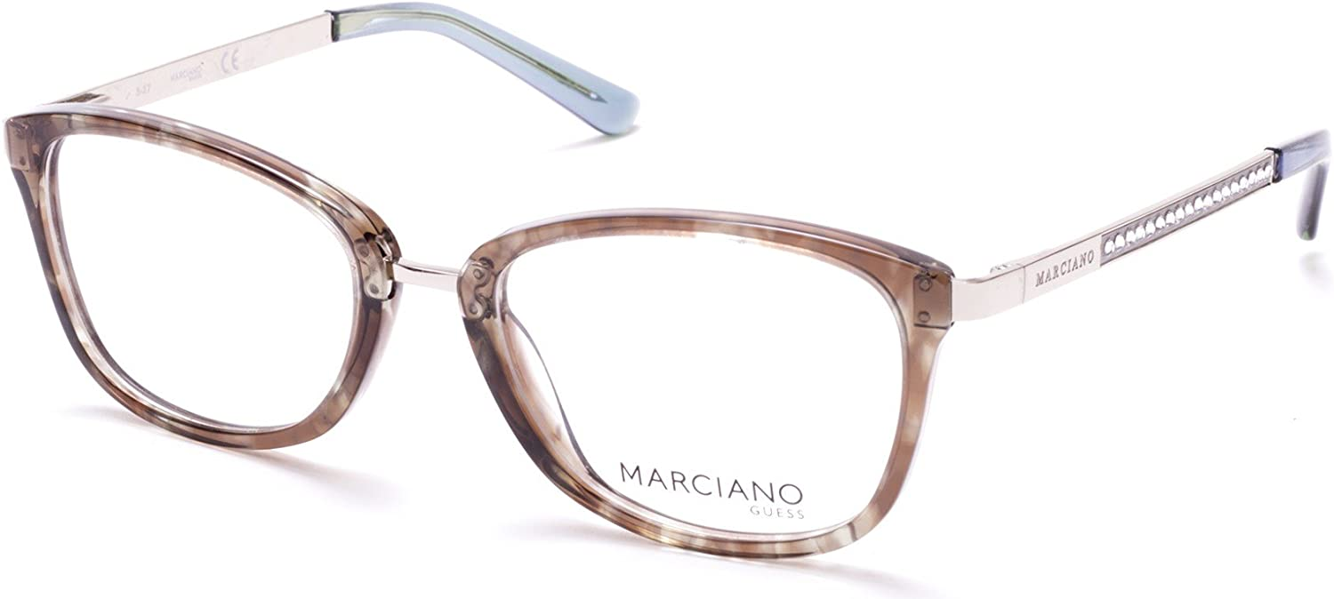 Eyeglasses Guess By Marciano GM 0340 055 coloured havana