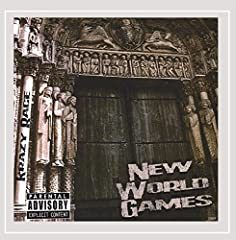 New World Games (Official) [Explicit] by Krazy Race