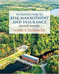 Introduction to Risk Management and Insurance (8th Edition)