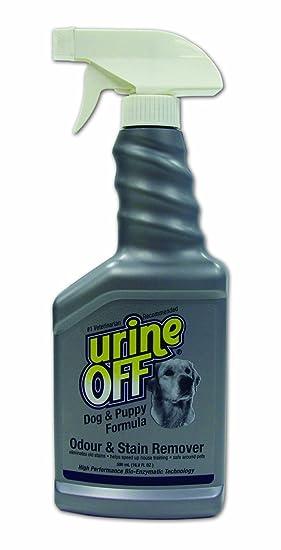 Quitamanchas para Orina y olor, fórmula para perro y cachorro, 500 ml, botella de Spray: Amazon.es: Productos para mascotas