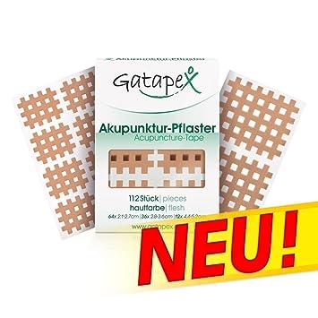 Bandages, Gauze & Dressings Pflaster Akupunktur Gitter Akupunkturpflaster Tape Gittertape 17 Stück 3 Größen
