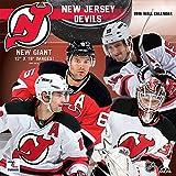 "Turner New Jersey Devils 2016 Team Wall Calendar, September 2015 - December 2016, 12 x 12"" (8011947)"