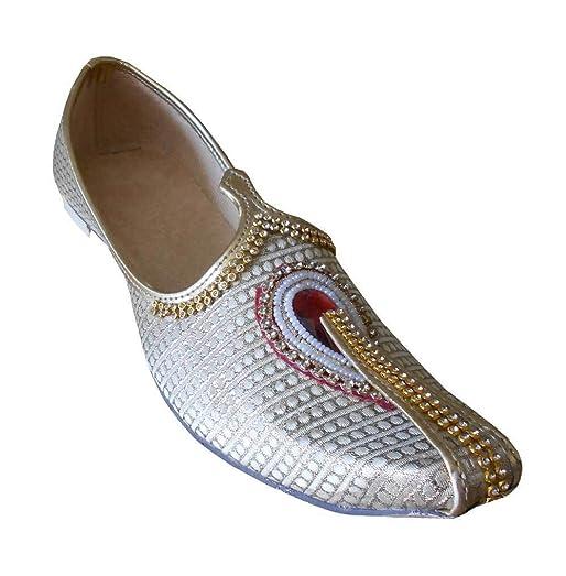 Wedding Men Shoes Groom Khussa Traditional Handmade Flip Flops