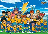 300-L339 Inazuma Eleven GO 300 Large piece of Raimon soccer club