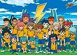 300-L339 Inazuma Eleven GO 300 Large piece of Raimon soccer club