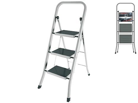 Colombo sgabello alluminio factotum 3 gradini tavoli sedie e