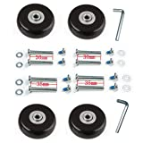 GSHFIGHTING Luggage Suitcase Replacement Wheels
