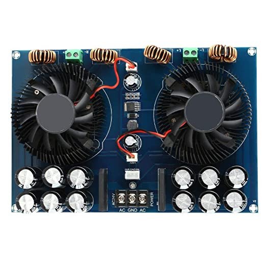 Details about  /2x420W TDA8954TH Power Audio Amplifier Board Class D 2CH for DIY System