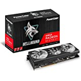 PowerColor Hellhound AMD Radeon RX 6700 XT Gaming Graphics Card with 12GB GDDR6 Memory, Powered by AMD RDNA 2, Raytracing, PC