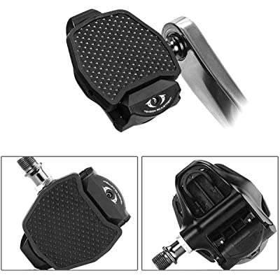 Details about  /1 Pair Road Bike SPD-SL Locking Cycling Adapter Pedals Adapters Pedals