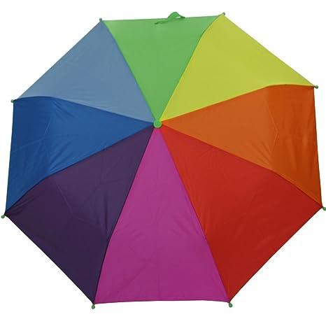 Benjamin Mini Pantalla Niños paraguas arco iris móvil Rosa