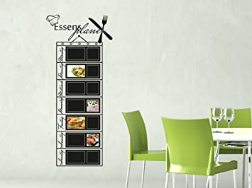Graz Design Wandtattoo Küche Essen Planer | Fotowand selbst ...