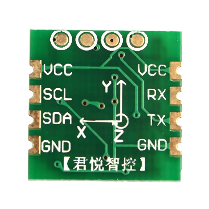 MPU6050 Module Angle Output 6-axis Accelerometer: Amazon co uk