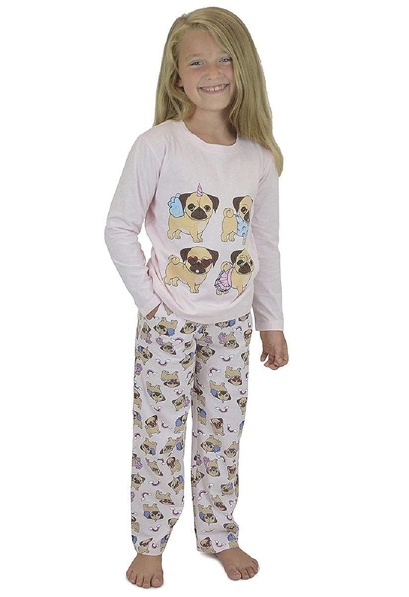 Foxbury Childrens Novelty Print Pyjama Set