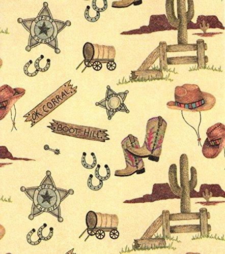 Cowboy Paper - 4