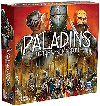 Renegade Game Studios Paladins of The West Kingdom