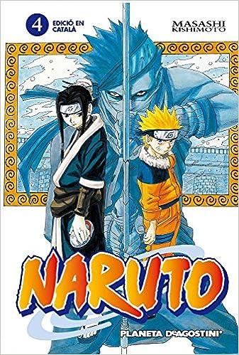 Descargar libro en pdf Naruto Català nº 04/72 8415821093 PDF PDB CHM