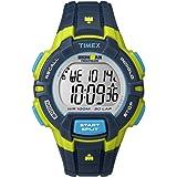 [タイメックス]TIMEX アイアンマン 30ラップ ラギッドスペシャル フルサイズ ネイビー/ライム T5K814 メンズ 【正規輸入品】