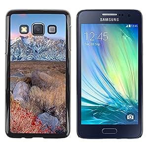 - Ocean Seas - - Monedero pared Design Premium cuero del tir¨®n magn¨¦tico delgado del caso de la cubierta pata de ca FOR Samsung Galaxy A3 a3000 Funny House