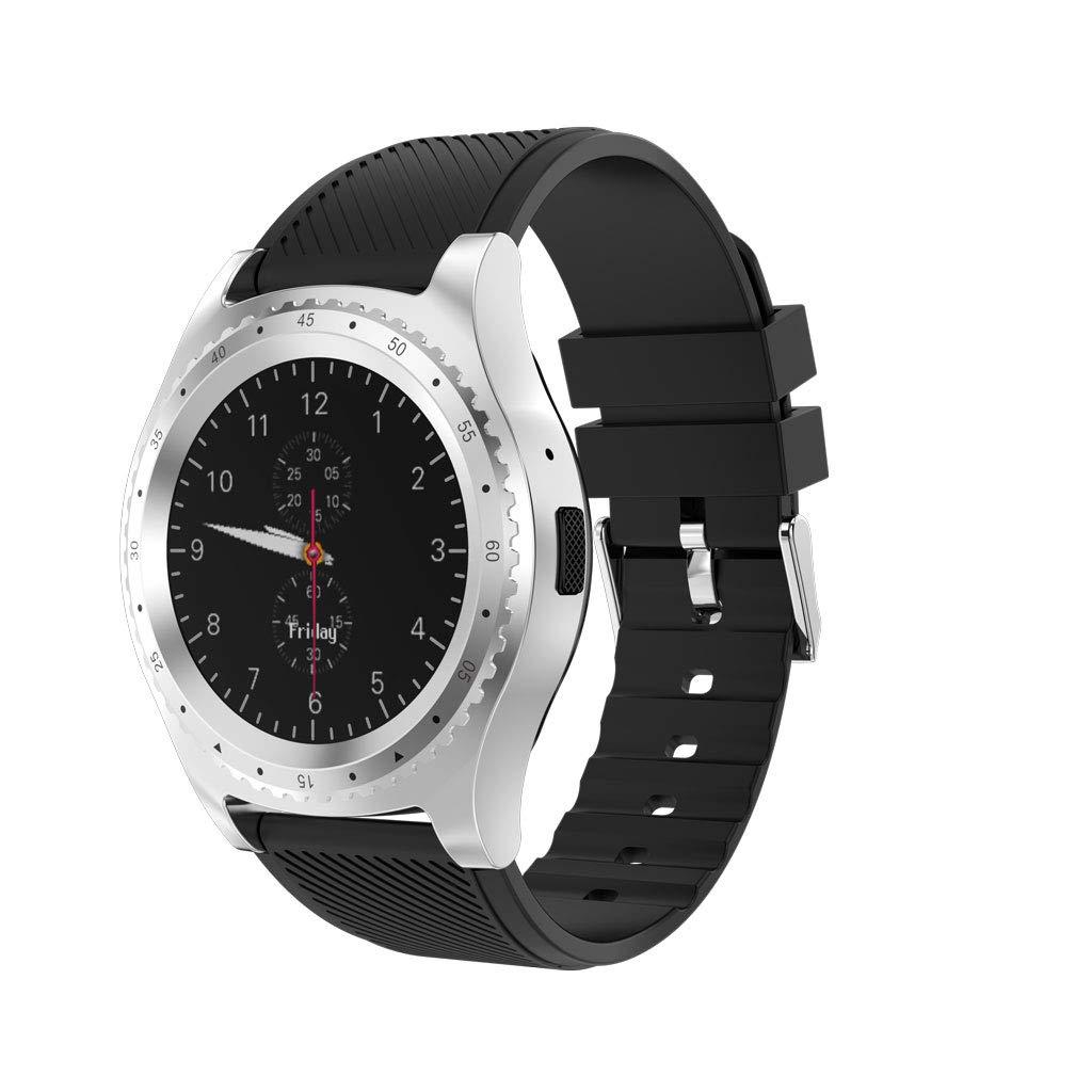 LCTCSB Bluetooth Smart Watch para Hombres con Tarjeta Sim ...