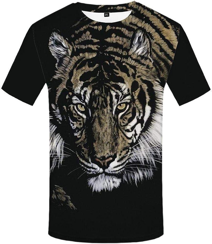Star source Camiseta psicodélica para Hombre Camiseta en Blanco y Negro 3D Camiseta Punk Agujero Negro impresión Vestido de Verano de los Hombres Hip Hop: Amazon.es: Ropa y accesorios
