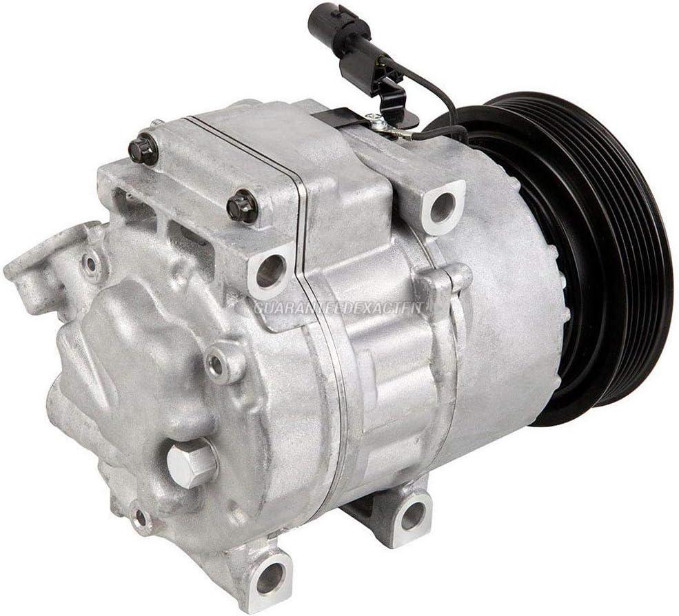 AC Compressor /& A//C Repair Kit For Hyundai Sonata /& Azera BuyAutoParts 60-82344RK New