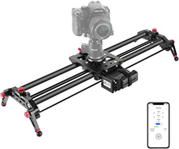 Neewer Motorized Camera Slider with Time Lapse