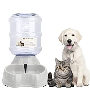 meleg otthon Pet Water Feeder Dispenser