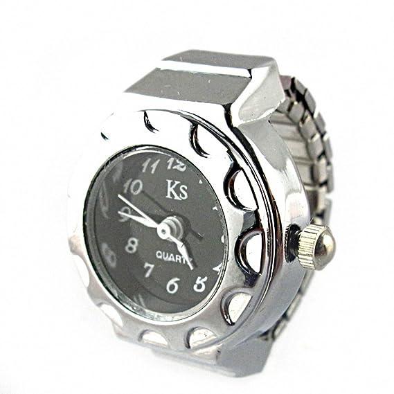 youyoupifa al por mayor 5 unidades Dial aleación anillo reloj, #15: Amazon.es: Deportes y aire libre